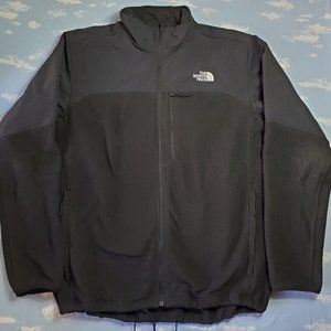 The North Face Denali Jacket XXL Black